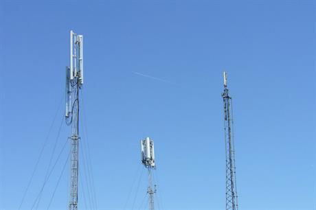 Mobile phone masts. Image: Flickr / osde8info