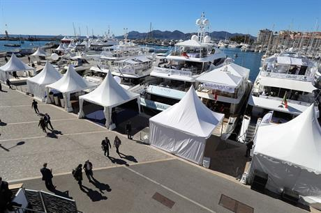 The 2019 MIPIM conference in Cannes. Pic: Getty Images