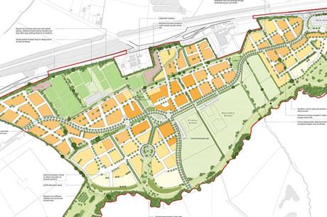 A masterplan visualisation of the proposals (pic: Capital Land Property Group)