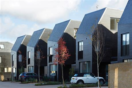 Newhall, Harlow: high-density living backed in new NPPF