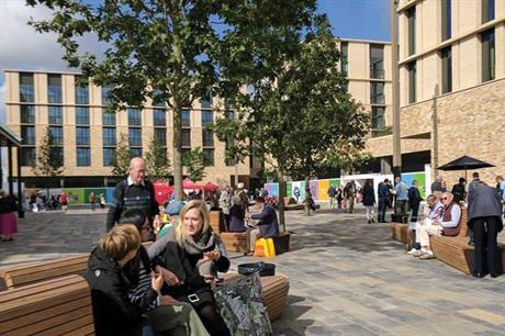 North West Cambridge Development: 3,000-home development