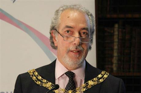 Phil Williams became the new RTPI president earlier this year