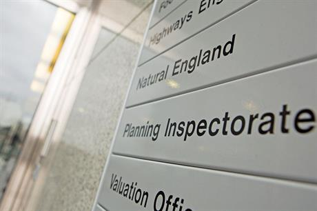 Planning Inspectorate: recruitment issues flagged in latest board minutes