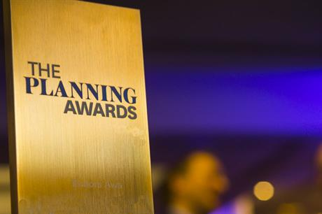 The Planning Awards: ceremony to take place in June
