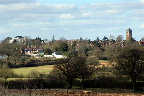 View of Shenley, within the borough of Hertsmere - image: Peter O'Connor / Flickr (CC BY-SA 2.0)