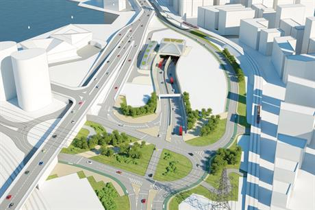 Silvertown tunnel: ministerial decision delayed again