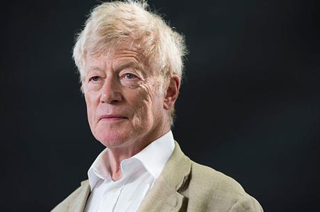 Sir Roger Scruton: death announced over the weekend