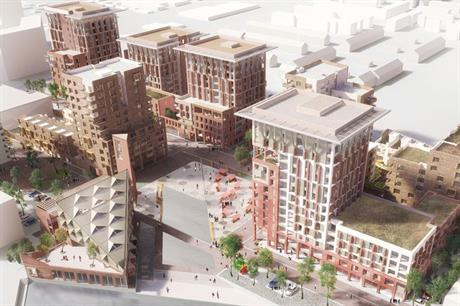 Southmere Village: development forms first phase of wider regeneration