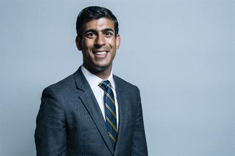 Rishi Sunak: Chancellor promised planning 'policy paper'. Image: UK Parliament
