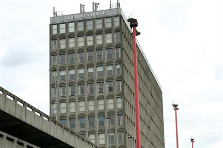 Terminus House, Harlow, an office-to-housing conversion - image: geograph / David K (CC BY-SA 2.0)