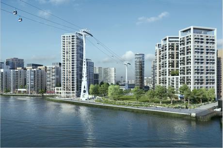 Thameside West  - image: Keystone