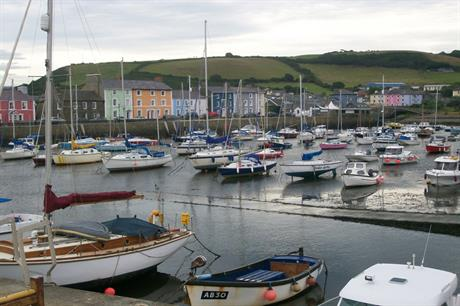 Aberaeron: winner of the Wales' Best Place competition (Pic: Valerio_D/Flickr.com)