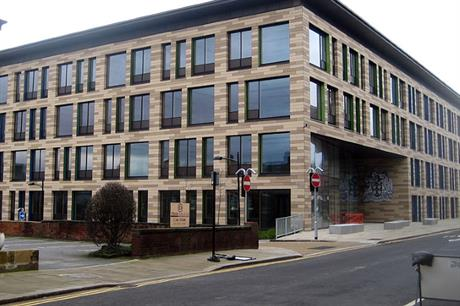 Wakefield Council's offices (pic: Mike Kirby via Geograph)