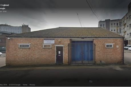 The light industrial building in Watford at the centre of the PD rights row. Pic: Google Street View