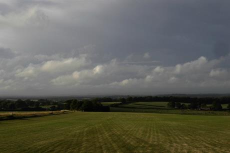 Countryside in Wealden, East Sussex. Image: Flickr / peganum