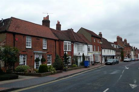 Wokingham: Council seeks support to oppose government housing target. Image: Flickr / Reading Tom