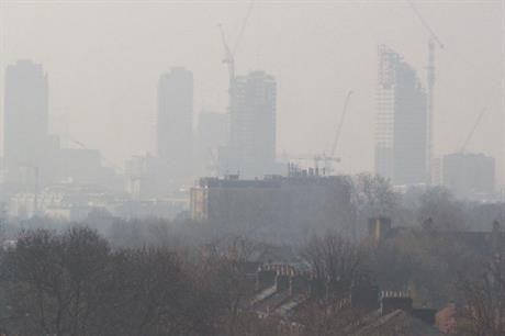 """Air pollution: call to embed """"net health gain"""" principle in national planning policy"""