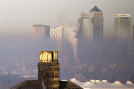 Air quality: the High Court ruled that the plan's emissions models and proposed timescales were inadequate
