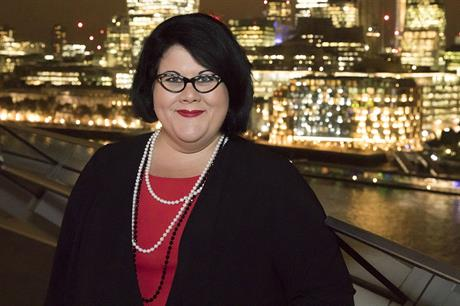 The mayor of London's night czar Amy Lamé. Pic: Greater London Authority