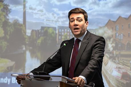 Concern over housing need comments: Greater Manchester mayor Andy Burnham