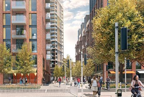 Anglia Square: 20-storey residential tower approved in Norwich
