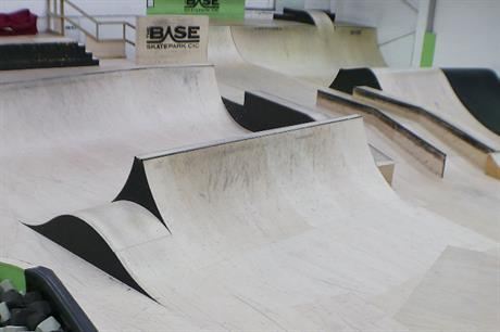 The Base Skatepark, Bognor Regis