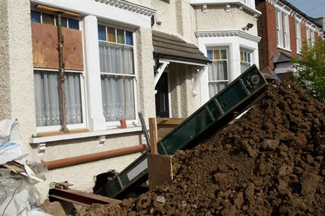 Basement excavations: judge rules that engineering works require planning consent