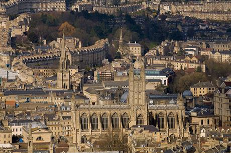 Bath: city had been part of joint plan (pic: David Evans, Flickr)
