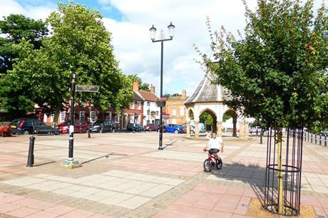 Bingham in the Rushcliffe Council area (pic: David Gearing, Flickr)
