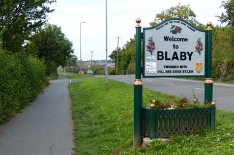 Blaby: council has had special measures designation lifted
