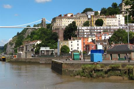 Bristol: city working on joint plan with neighbouring councils (pic: Peter Morris via flickr)