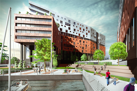 Brunswick Quay (Pic: Maro Developments)