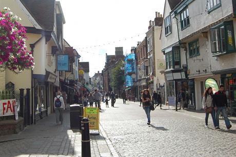Canterbury: barrister queries local plan