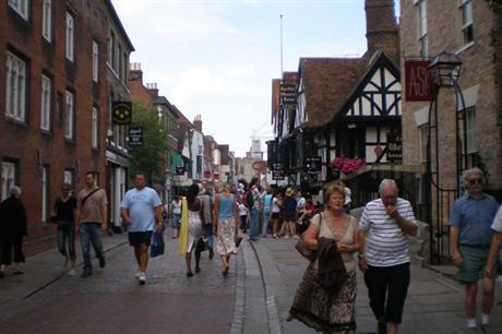 Canterbury: inspector backed city's CIL schedule in November (pic: Joao Alves, Flickr)