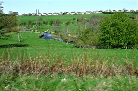 Countryside near the proposed route of the new link road near Carlisle (pic: Thomas Nugent via Geograph)