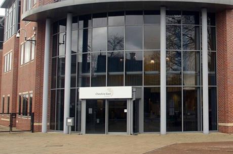 Cheshire East: local plan examination delay