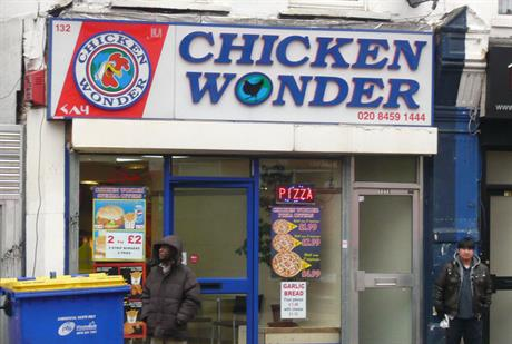 Nottingham Council Forced To Remove Fast Food Restriction