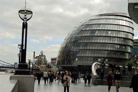 London City Hall (pic: chrisinphilly5448, Flickr)