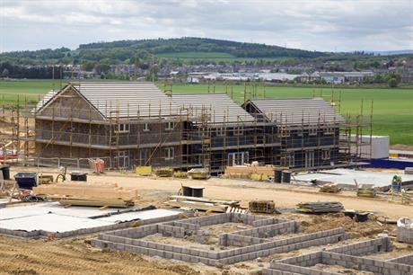 Development: government hopes planning conditions changes will speed process