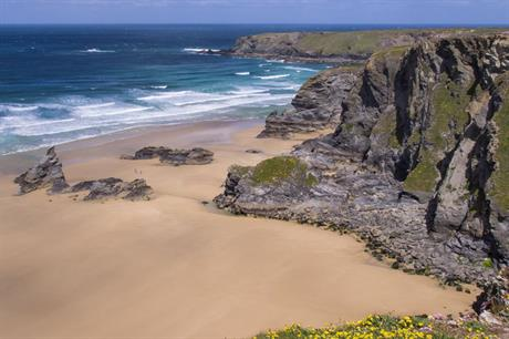 Cornwall: joint second place in parish plans table