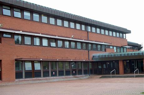 Headquarters of Northumberland County Council. Image by David Clark, geograph.org.uk
