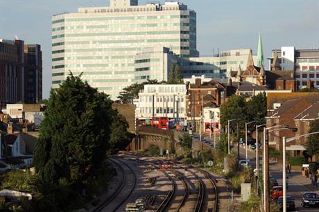 Croydon: councils seeks special planning powers