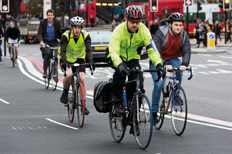 Cycling: 'active transport' now embedded in Welsh planning policy