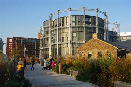 Design: survey suggests planners want more input