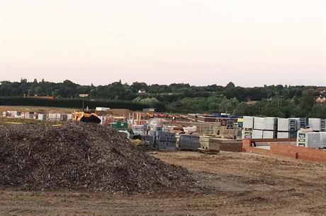 Development sites: issues flagged as key to delaying housing targets