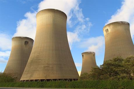 Drax: gas plant plan approved by government in October (pic: Tim Dennell, Flickr)