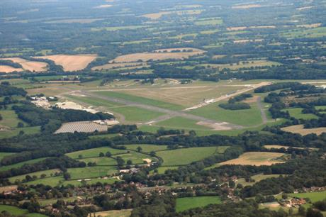Dunsfold Park: housing plans recommended for approval