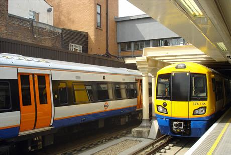 East London Line to get capacity upgrades. Image by Julian Walker, Flickr