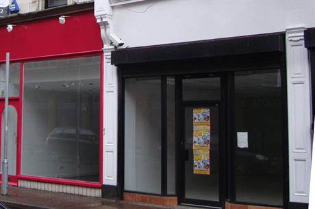 Empty units: report stresses role of office space in driving up footfall