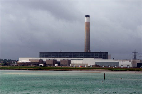 The existing Fawley power plant (Pic: Getty)